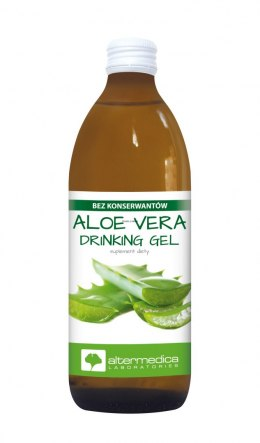 Aloes Aloe Vera Drinking Gel 500 ml