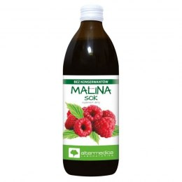 MALINA sok z witaminą C 500 ml