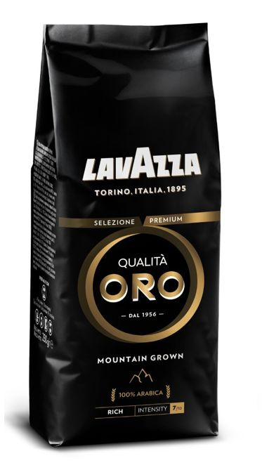 Kawa ziarnista Lavazza Qualita Oro Mountain Grown 250g