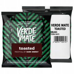 Yerba Verde Mate Green Toasted 50g Próbka