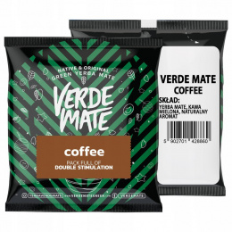 Yerba Verde Mate Green Coffee Toasted 50g Próbka
